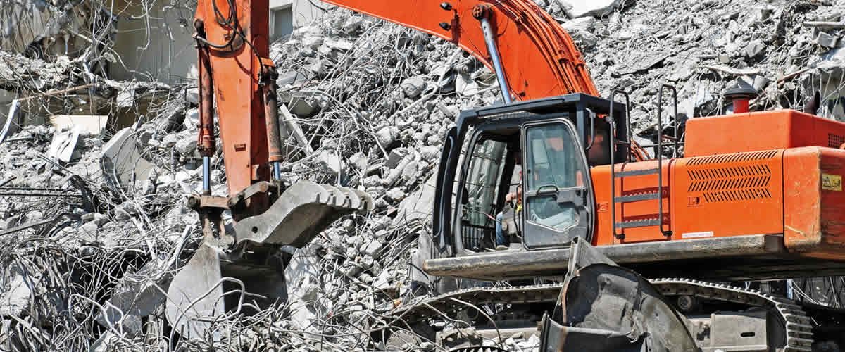Construction and Demolition Recycling in Northern Virginia